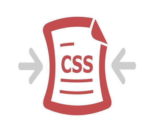 Ridurre le dimensioni dei file CSS