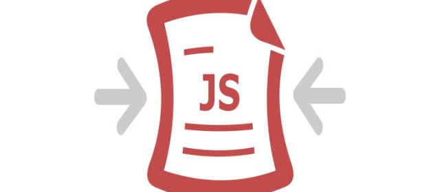 Ridurre le dimensioni dei file javascript