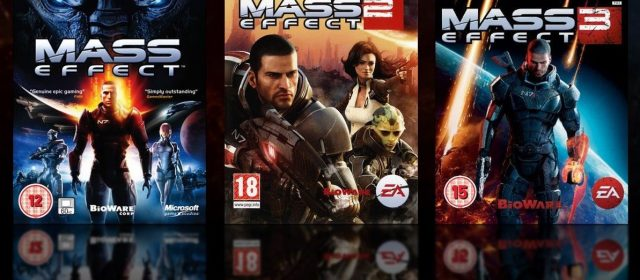 Mass Effect Trilogy da 6.94 euro